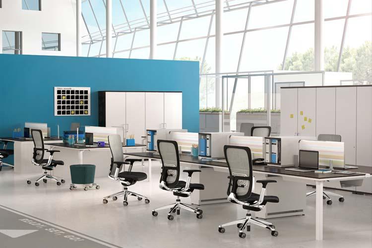 image 3D bureaux